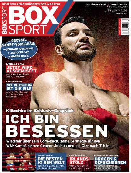BoxSport March 07, 2017 00:00