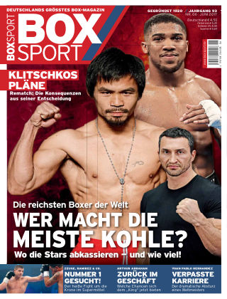 BoxSport 06/2017
