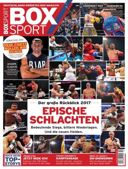 BoxSport December 05, 2017 00:00