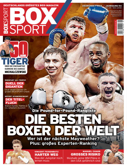 BoxSport April 10, 2018 00:00
