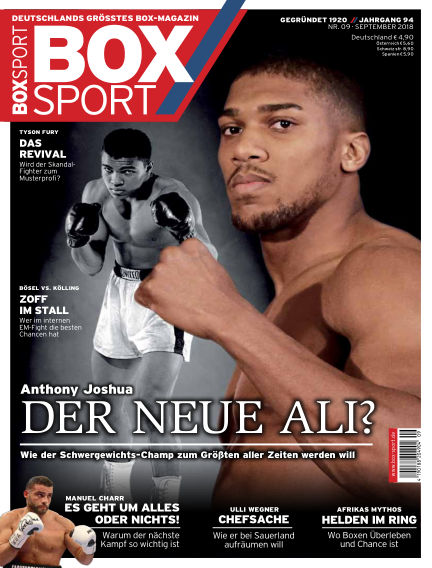 BoxSport August 15, 2018 00:00