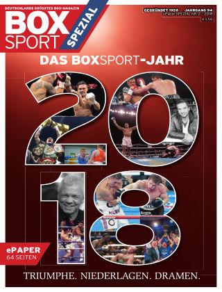 BoxSport Spezial 02/18