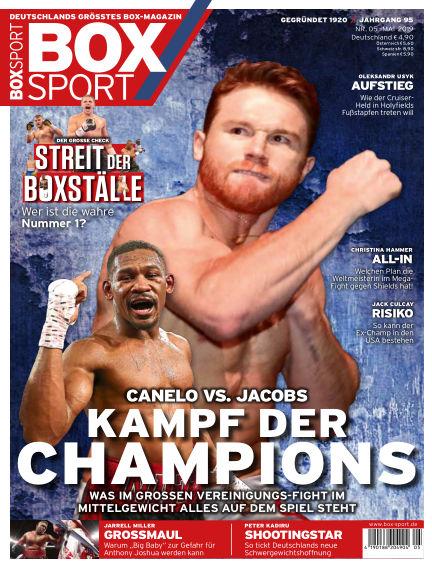 BoxSport April 10, 2019 00:00