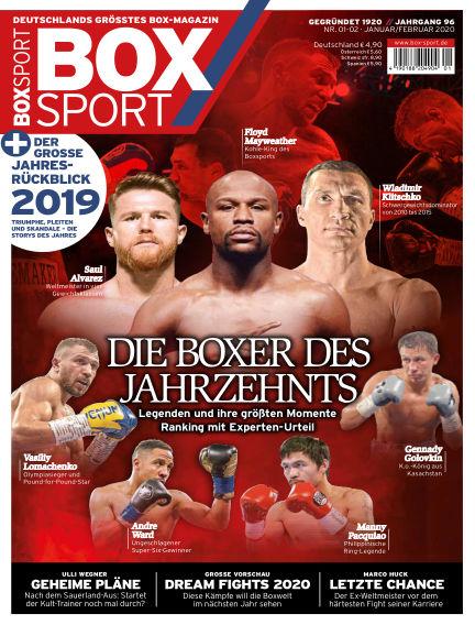 BoxSport December 04, 2019 00:00