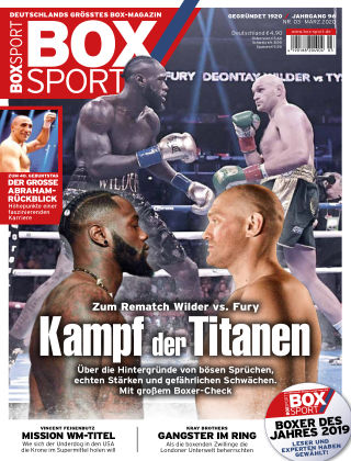 BoxSport 03/20