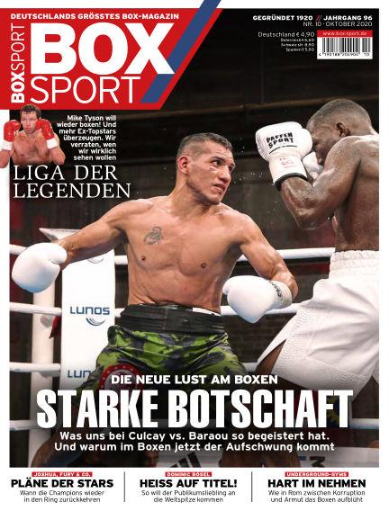 BoxSport September 23, 2020 00:00