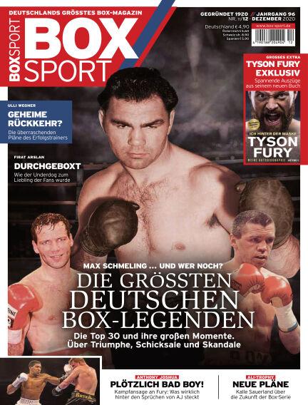 BoxSport November 11, 2020 00:00