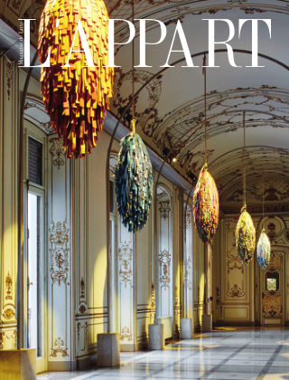 L'APPART Magazine October 2015