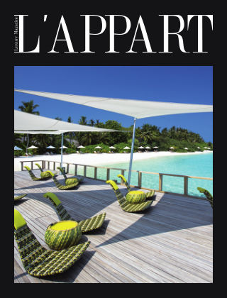 L'APPART Magazine Eng July 2015