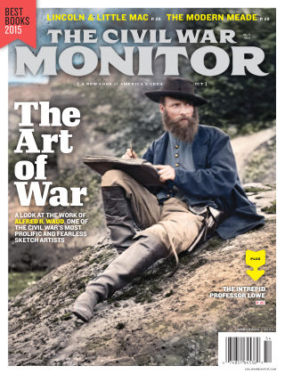 The Civil War Monitor Winter 2015