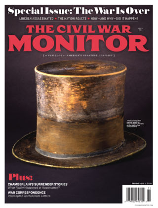 The Civil War Monitor Spring 2015