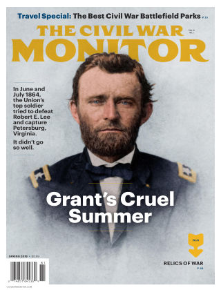 The Civil War Monitor Spring 2018