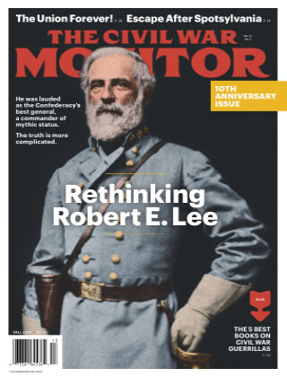 The Civil War Monitor Fall