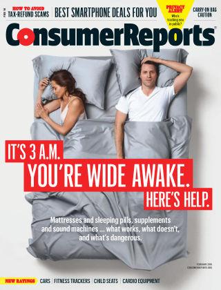 Consumer Reports Feb 2016