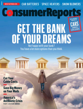 Consumer Reports Jan 2016
