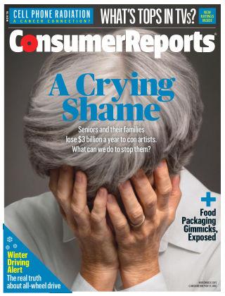 Consumer Reports Nov 2015