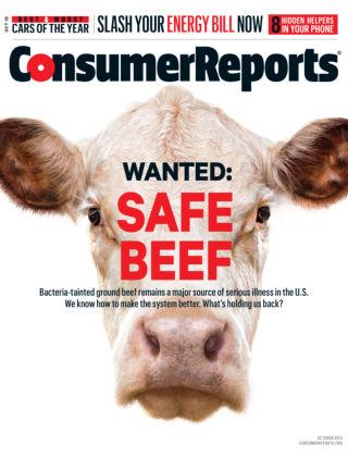Consumer Reports Oct 2015