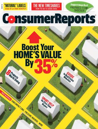 Consumer Reports Mar 2016