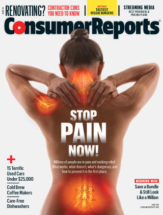 Consumer Reports Jun 2016
