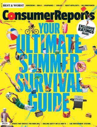 Consumer Reports Jul 2016