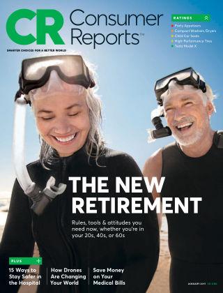 Consumer Reports Jan 2017