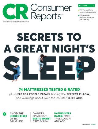 Consumer Reports Feb 2017