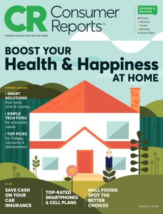 Consumer Reports Mar 2017