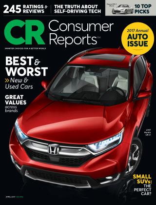 Consumer Reports Apr 2017