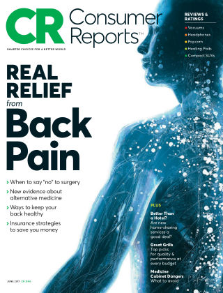 Consumer Reports Jun 2017