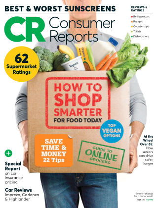 Consumer Reports Jul 2017