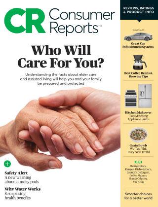 Consumer Reports Oct 2017