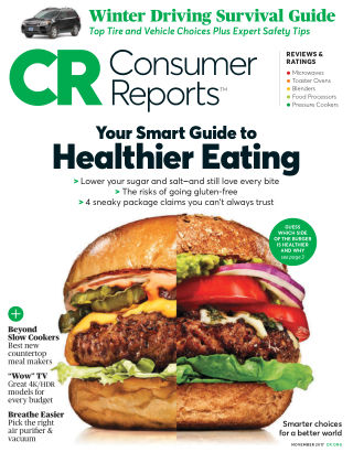 Consumer Reports Nov 2017