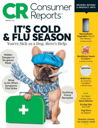 Consumer Reports Jan 2018