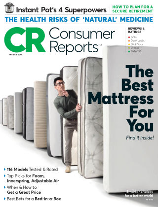 Consumer Reports Mar 2018