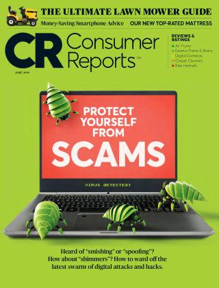 Consumer Reports Jun 2018