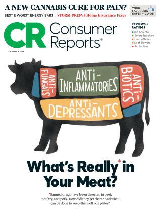 Consumer Reports Oct 2018