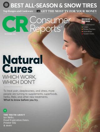 Consumer Reports Nov 2018