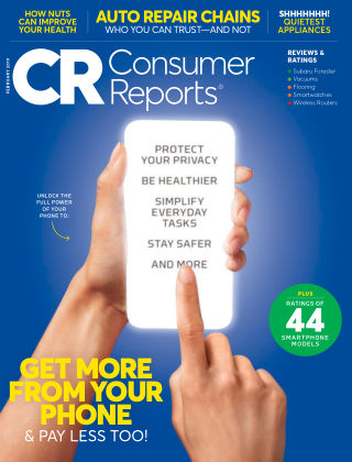 Consumer Reports Feb 2019