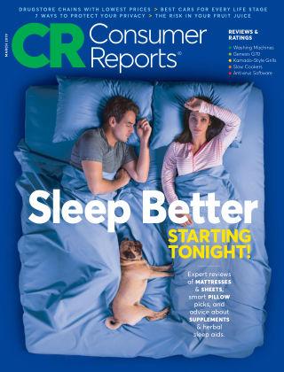 Consumer Reports Mar 2019