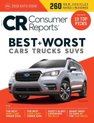 Consumer Reports Apr 2019