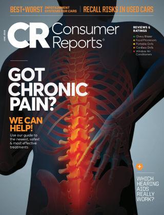 Consumer Reports Jun 2019
