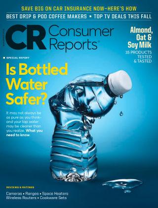 Consumer Reports Nov 2019