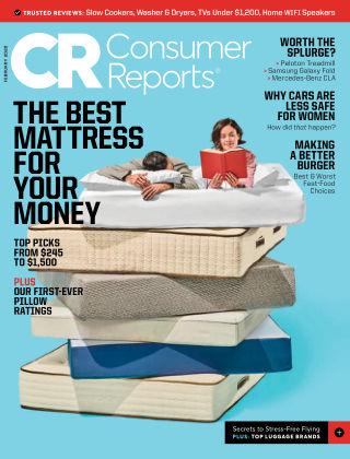 Consumer Reports Feb 2020