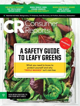 Consumer Reports Mar 2020