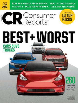 Consumer Reports Apr 2020