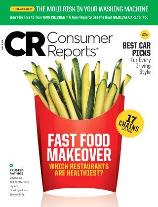 Consumer Reports May 2020