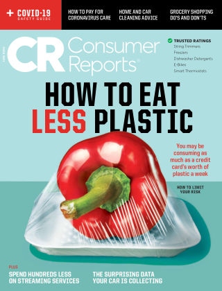 Consumer Reports Jun 2020