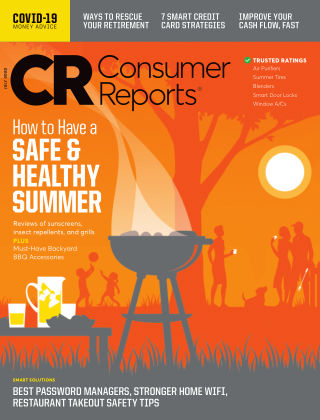 Consumer Reports July 2020