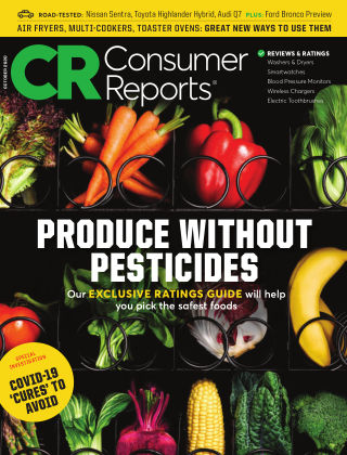Consumer Reports October 2020