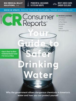 Consumer Reports November 2020